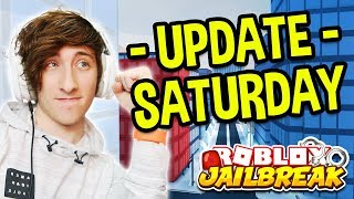 Roblox Jailbreak NEW UPDATE THIS WEEKEND! NEW CAR & SPAWN LOCATIONS! (1 Year Update)