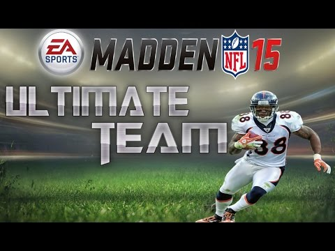 Madden 15 Ultimate Team - 99 Overall Demaryius Thomas Is A BEAST! MUT 15