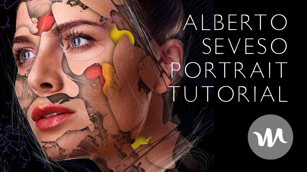 Alberto seveso portrait photoshop tutorial youtube baditri Choice Image
