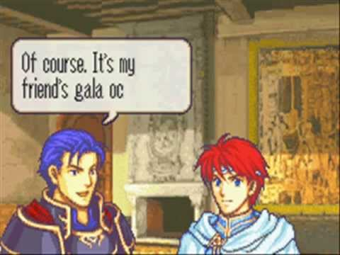 Fire Emblem 7 - Endings Without Tactician