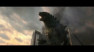 Repeat youtube video Godzilla (2014)  - All Godzilla Scenes HD 1080p