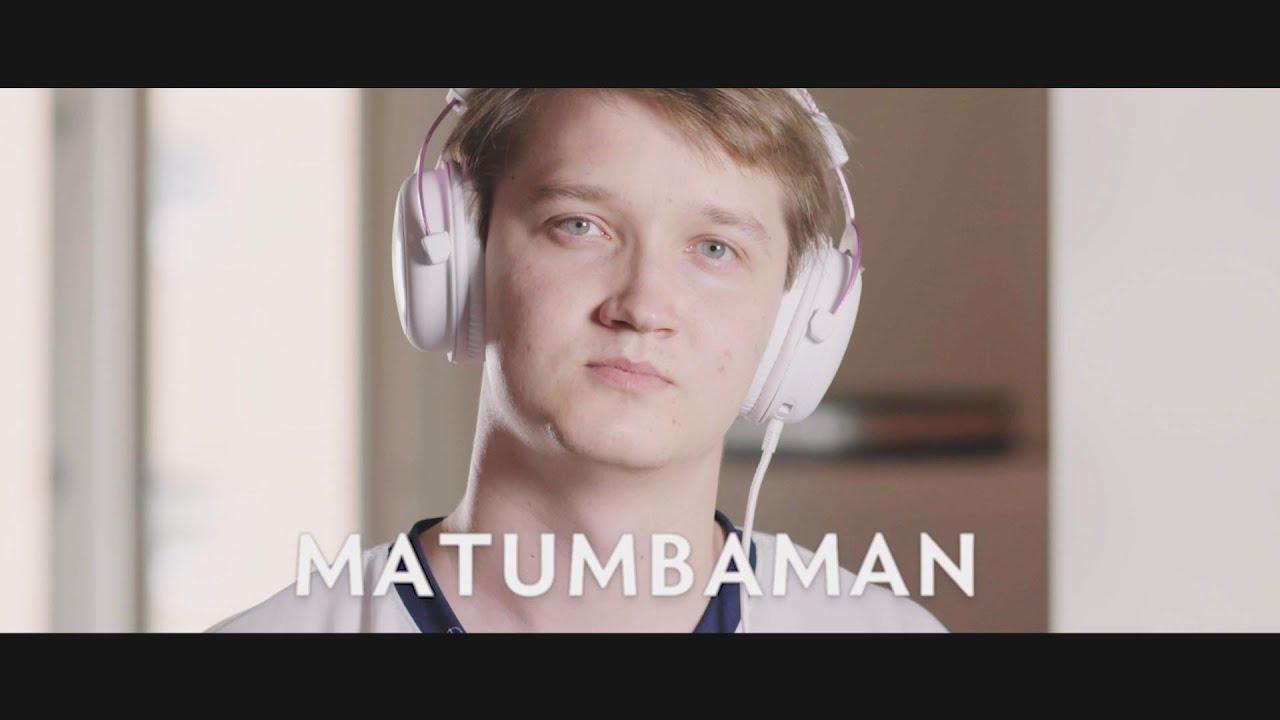 ti6 player profile matumbaman team liquid youtube. Black Bedroom Furniture Sets. Home Design Ideas