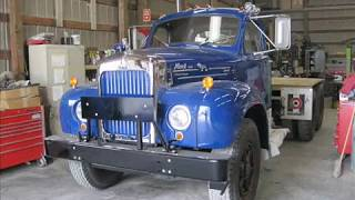 1962 mack b61 for sale