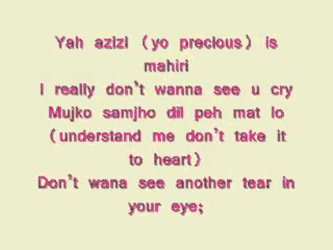 Ramzi ft Ash King - Love is Blind w  Lyrics.flv
