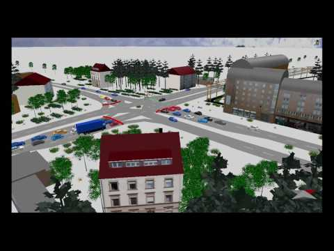 Final Presentation Video - Master of Engineering - Advanced Technologies for Complete Streets