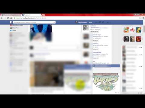 [TUTORIAL] Agrega Un Nuevo Diseño A Tu Chat En Facebook| Google Chrome [HD]