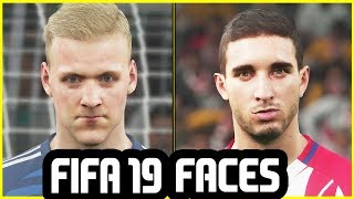 EA Could Be HIDING Many NEW FACES In FIFA 19 (Bundesliga Scan & Others)
