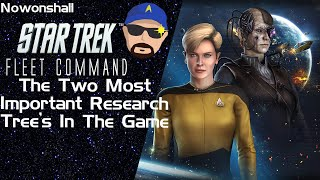 Star Trek - Fleet Command - The Two Most Important Research Trees In The Game screenshot 5