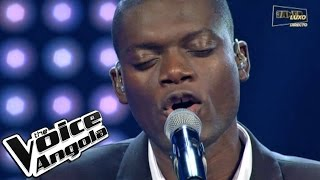 "Video Alfredo Yungi interpreta ""Luna"" / The Voice Angola 2015 / Show ao Vivo download MP3, 3GP, MP4, WEBM, AVI, FLV Juli 2018"
