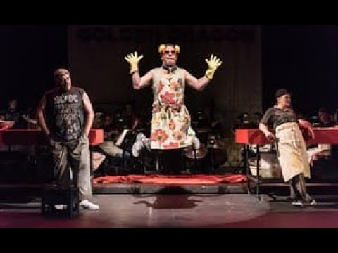 Hackney Empire pulls out of Chinese takeaway opera over all-white cast