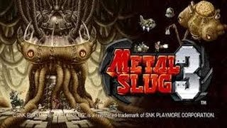 Metal Slug 3 PC Gameplay Playthrough Level 1 2