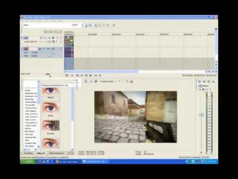 Sony vegas render  [XviD codec Must see]