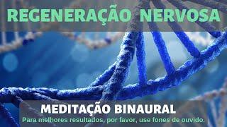 Nervos binaural de de cicatrização