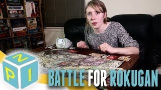 Battle For Rokugan Review - Stands With the Best of the Year