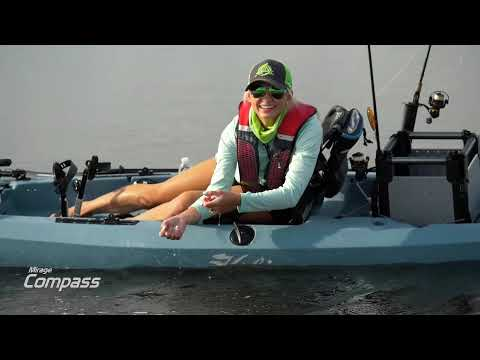 Introducing the Hobie Mirage Compass (Fishing Edition)