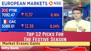 MF Managers Give Out Their Top 12 Picks | CNBC TV18 Diwali Special