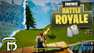 FORTNITE BATTLE ROYALE | BEST LATE GAME STRATEGY