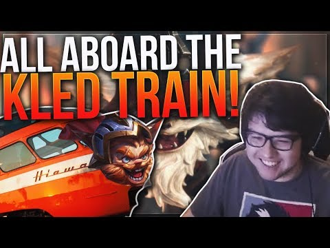 DYRUS • ALL ABOARD THE KLED TRAIN