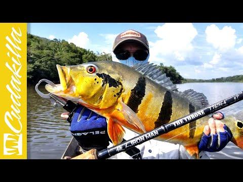 Fish Colombia Mapiri Lodge March 2019