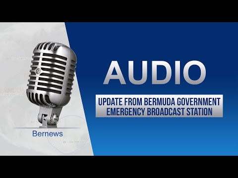 7.30pm Audio: Update | Rebroadcast of the Govt Emergency Station 100.1