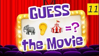 Can You Guess All The Movies? | Emoji Challenge 11 😃