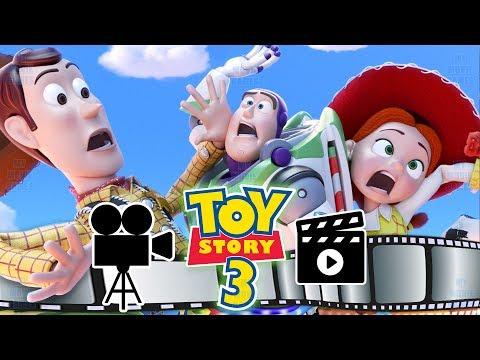 Мир игрушек 3 мультфильм