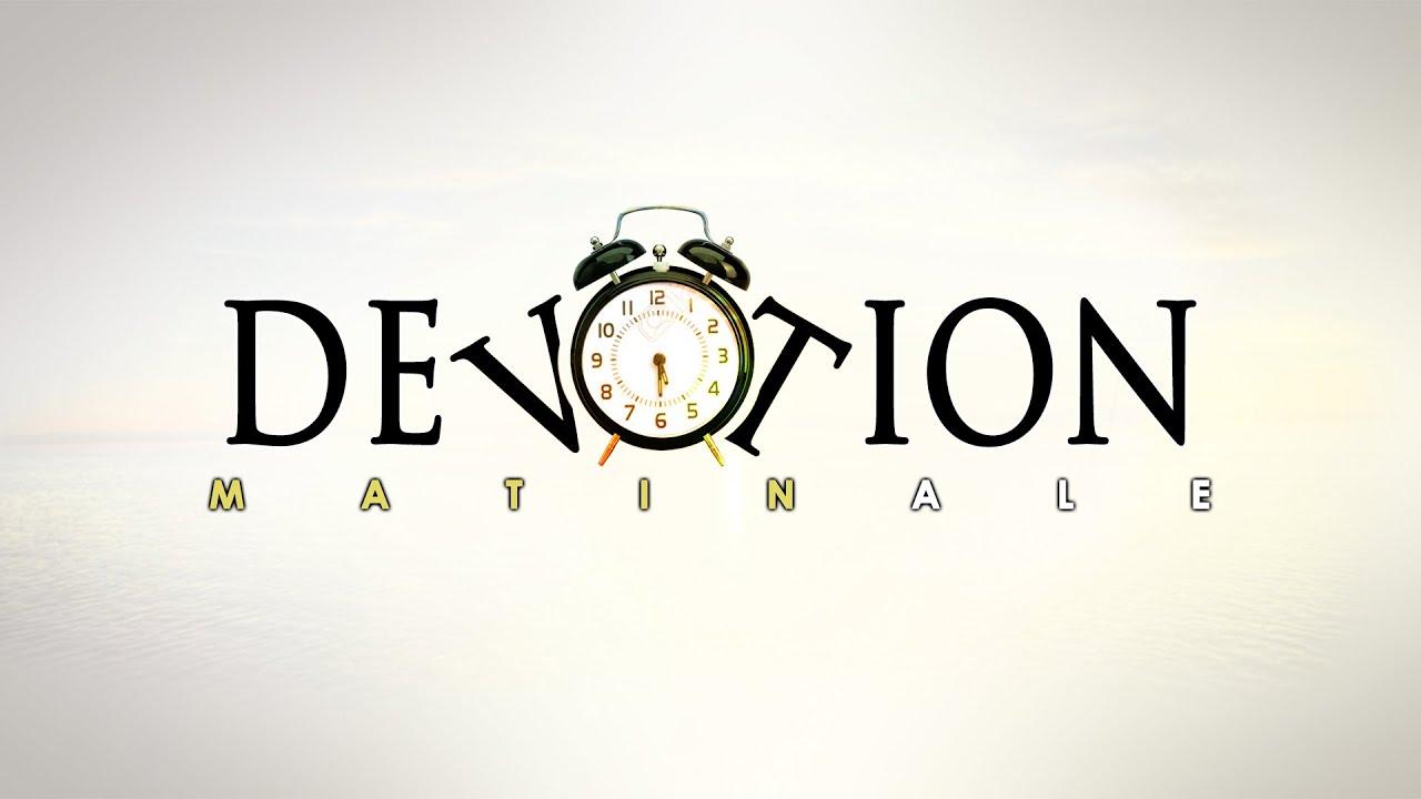 Diffusion en direct de CIE-MIA CÔTE D'IVOIRE - Dévotion Matinale - 26 Juillet 2021
