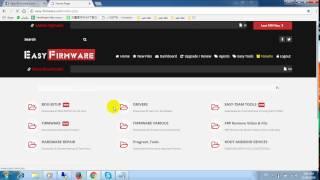 Download All Firmware ALCATEL