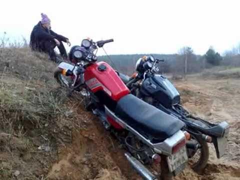 Как хранить мотоцикл зимой