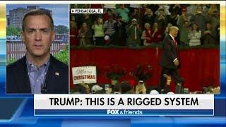 'Vintage Donald Trump': Lewandowski Reacts To Pensacola Rally