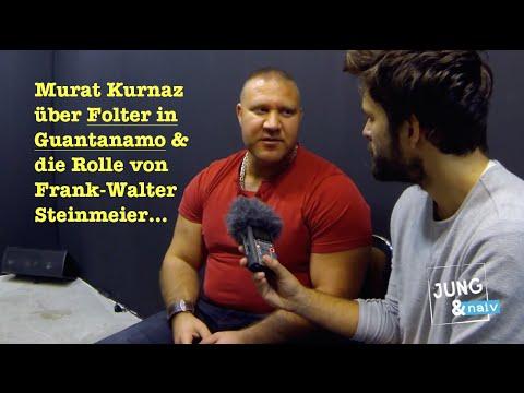Murat Kurnaz über Folter in Guantanamo & die Rolle von Frank-Walter Steinmeier