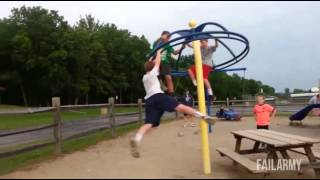 Ultimate Playground Fails Compilation // FailArmy HD