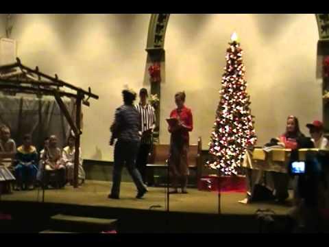 (1 of 4) Christmas Play 2010 - Salem Baptist Church