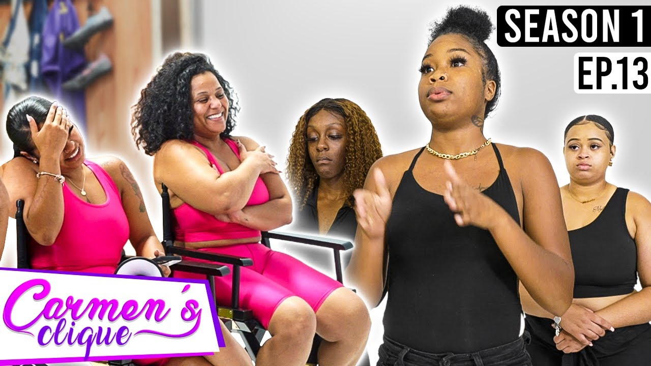 Download CARMEN'S CLIQUE EP. 13 | LAST CHANCE TO STAY !! THE FINALE