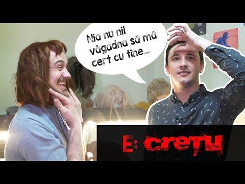Emilian Crețu - Cine e Dora, Geta, Ghena - activitatea de vlogging și like-uri (18+)