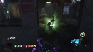 NACHT DER UNTOTEN REMASTERED ROUND 100 -Call of duty black ops 3 zombies chronicles