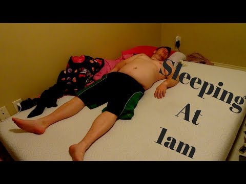 WORST Idea...Sleeping At 1am