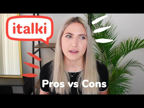 iTalki Review (Pros vs Cons - Is it worth it?)