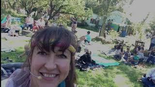 Kinderlieder für eine bessere Welt - Konzert ♫ Kinder Woodstock Festival Hamburg / Mitmachkonzerte
