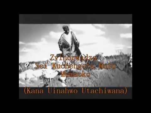 Oliver Mtukudzi - Todii Lyrics