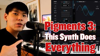 Pigments 3: Grand Tour of the New Do Everything Synth from Arturia