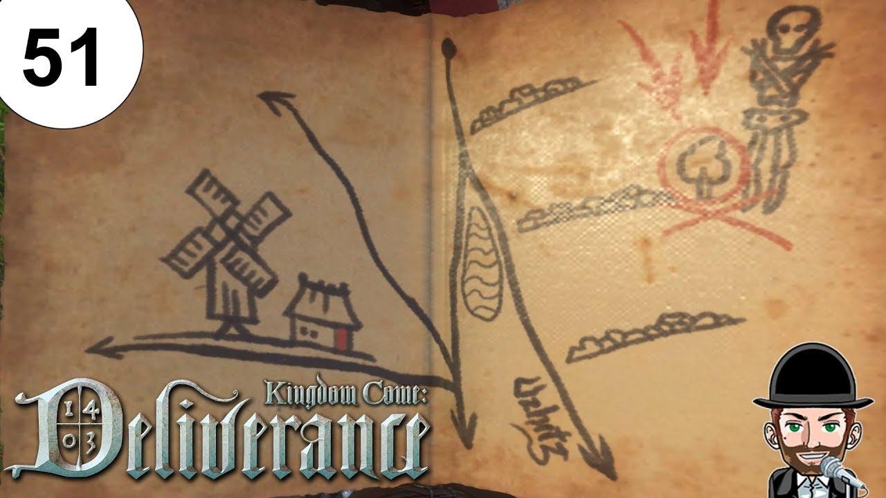 Kingdom Come Schatzkarten