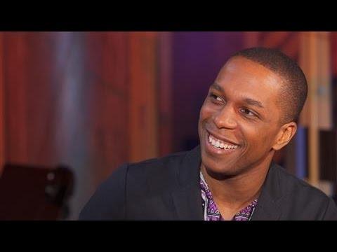 'Hamilton' Star Leslie Odom Jr. Describes Winning the Tony