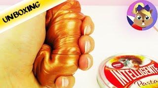 Bronzová modelína | Nejcennější Inteligentní plastelíny na světě? Třpytivá modelína