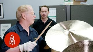 The Cymbal Master Crafting the Perfect Sound