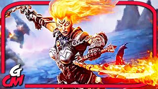 DARKSIDERS III - FILM COMPLETO ITA Game Movie
