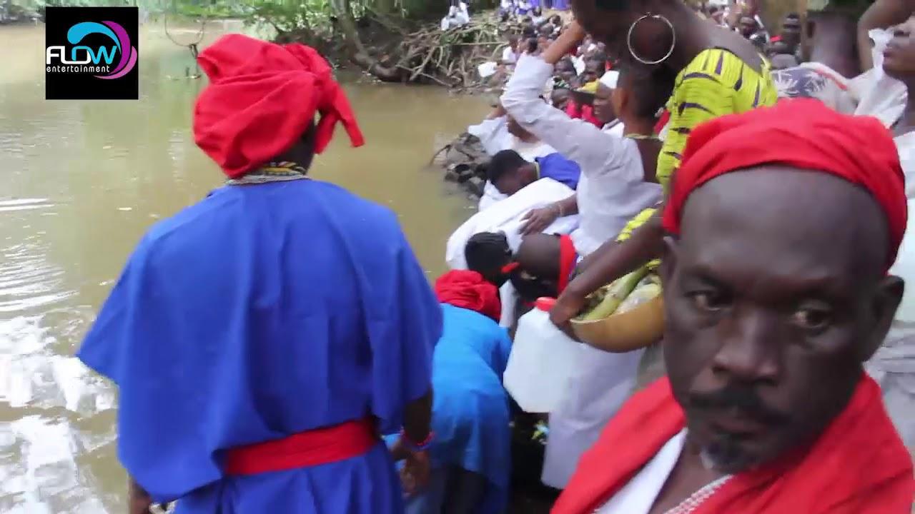 WATCH OSUN OSOGBO FESTIVAL 2018: MEET THE NEW ARUGBA (OSUN