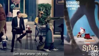 Download lagu Seth MacFarlane as Mike My Way MP3
