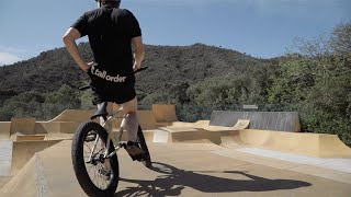 tall order discover BMX paradise