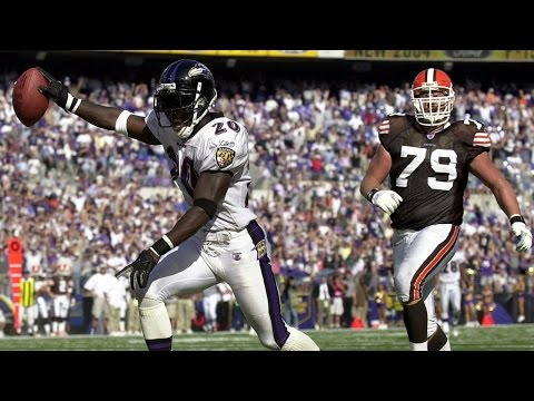 Ed Reed (S, Baltimore Ravens) Career Highlights | NFL